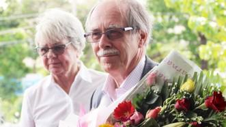 Giáo sư Nobel Vật lý người Hà Lan cùng phu nhân sẽ tham dự chuỗi sự kiện khoa học tầm cỡ Việt Nam