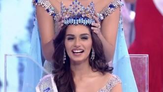 Người đẹp Ấn Độ đăng quang Hoa hậu Thế giới 2017.