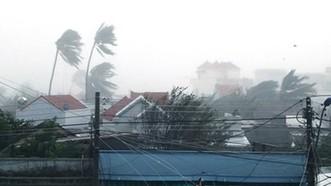 4 giờ sáng19-11, tâm bão số 14 ngay trên vùng biển các tỉnh Khánh Hòa - Ninh Thuận - Bình Thuận