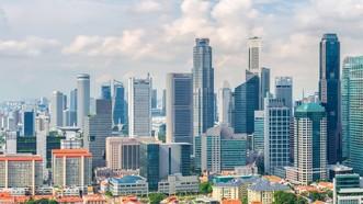 新加坡國家安全統籌部長促各國共同努力應對網絡威脅。(圖源:Shutterstock)