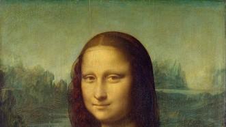 達‧芬奇名畫《蒙娜麗莎》。(圖源:互聯網)