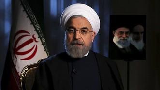 """伊朗總統魯哈尼(Rohani)當地時間21日宣佈,極端組織自稱的""""伊斯蘭國""""(IS)已經被剿滅。(圖源:互聯網)"""
