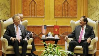Việt Nam và Hoa Kỳ sẽ đẩy mạnh hợp tác về công nghệ thông tin - truyền thông