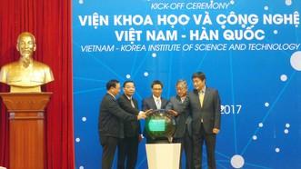 Khởi động Dự án hợp tác KH-CN Việt Nam - Hàn Quốc trị giá 70 triệu USD
