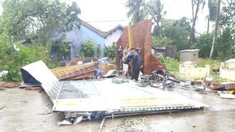 Nam Trung bộ họp khẩn chống bão số 14