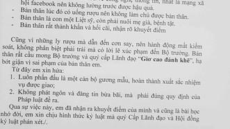 Thừa Thiên – Huế sẽ rút quyết định xử phạt bác sĩ Truyện