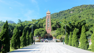 Nghĩa trang liệt sĩ Bá Thước nay đổi tên thành Nghĩa trang liệt sĩ Quốc tế Đồng Tâm