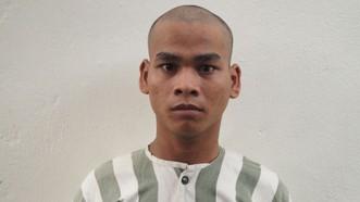 Thái Thanh Vũ tại cơ quan công an