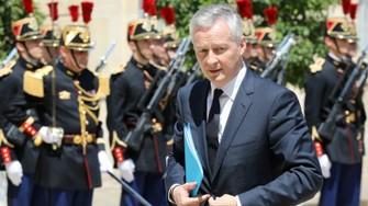 法國經濟部長勒梅爾。(圖源:AFP)
