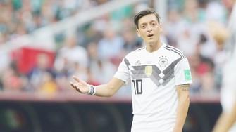 Oezil có thể chia tay tuyển Đức sau World Cup. Ảnh Getty Images