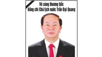 Chủ tịch nước Trần Đại Quang (1956 - 2018)
