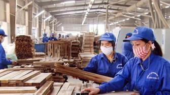 中國木企轉移越南。(示意圖源:互聯網)