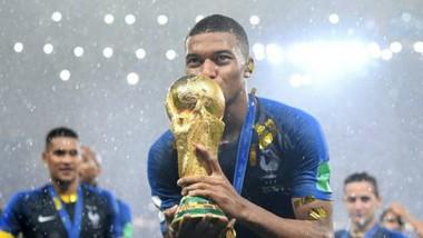 Kylian Mbappe là cầu thủ trẻ xuất sắc nhất World Cup 2018. Ảnh: Stuff