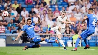 """Bale không phải """"cục nam châm"""" hút khán giả đến sân như Ronaldo. Ảnh: Getty Images"""
