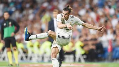 Bale luôn chứa đựng sự khát khao trong từng trận đấu của Real. Ảnh: Getty Images