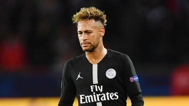 Neymar đang thất vọng với cuộc sống tại Paris SG. Ảnh: Getty Images