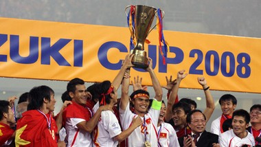 Đội tuyển Việt Nam vô địch AFF Cup 2008