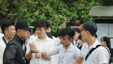 Đà Nẵng: Hỗ trợ thí sinh dân tộc Cơ Tu ăn ở tại trường