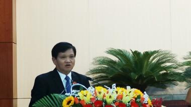 Ông Nguyễn Nho Trung, Chủ tịch HĐND TP Đà Nẵng