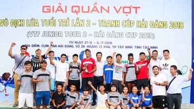 Các thành viên đội CLB Hải Đăng Tây Ninh.