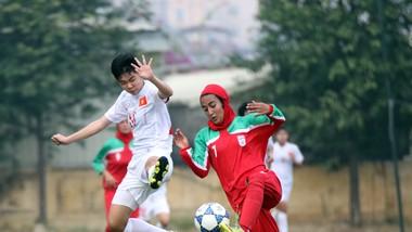 Đội chủ nhà Việt Nam hướng đến ngôi đầu bảng E. Ảnh: Đoàn Nhật
