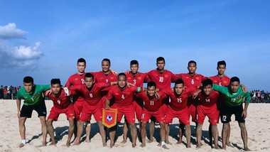 Đội tuyển bóng đá bãi biển Việt Nam
