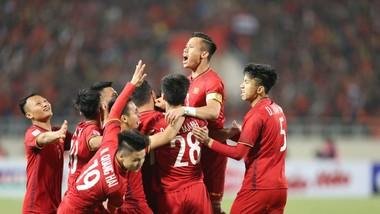 Bóng đá Việt Nam đang hình thành 1 thế hệ vàng. Ảnh: DŨNG PHƯƠNG