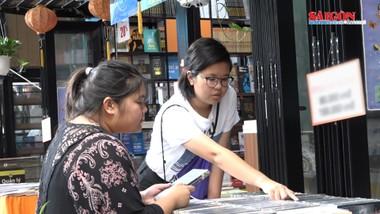 Hơn 385 ngàn đầu sách được bán ra trong 6 tháng 2018
