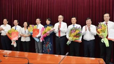 TPHCM có thêm 5 Thành ủy viên