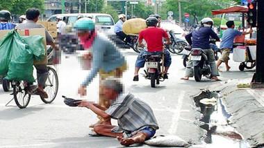 """TPHCM xử lý nạn """"chăn dắt"""" trẻ em ăn xin"""