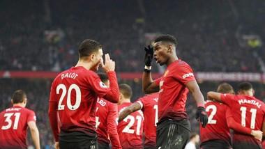 Dù sao, sự trỗi dậy của Man.United đang khiến mọi cuộc đua trở nên cực kỳ hấp dẫn. Ảnh: Getty Images