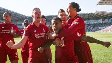 Liverpool đang mạnh mẽ tiến đi trên mạch chiến thắng. Ảnh: Getty Images