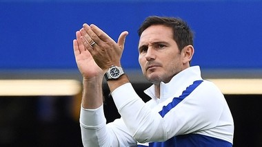 Frank Lampard đang nhận được sự ủng hộ dù khởi đầu không tốt. Ảnh: Getty Images