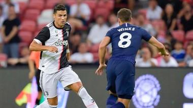Ở tuổi 34, Cristiano Ronaldo vẫn đang duy trì phong độ xuất sắc đến khó tin. Ảnh: Getty Images