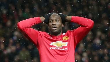 Romelu Lukaku là tâm điểm chỉ trích tại Man.United. Ảnh: Getty Images