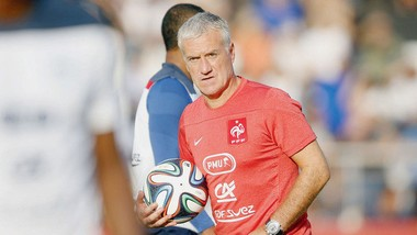 HLV Didier Deschamps