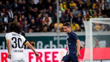 Ander Herrerađang tỏa sáng ở PSG