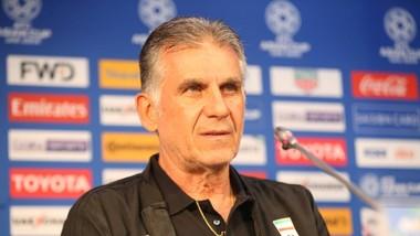 HLV tuyển Iran Carlos Queiroz