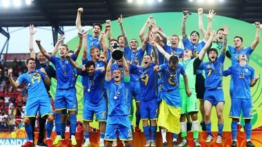 Ukraine vô địch U-20 World Cup