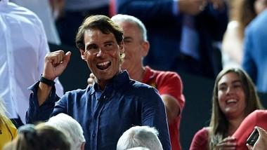 Nadal ủng hộ đội bóng quê hương Real Mallorca thăng hạng La Liga sau khi đánh bại Deportivo La Coruna