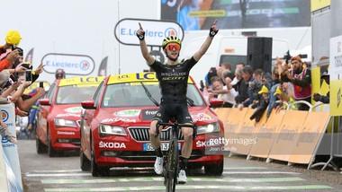 Simon thắng chặng thứ 2 của Tour de France 2019