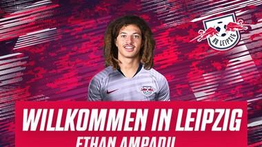 Leipzig thông báo mượn thành công Ampadu