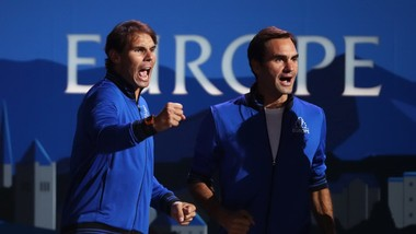 Federer và Nadal