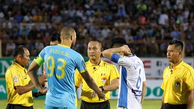 Cuộc so tài giữa Khánh Hòa và HA,GL luôn đem lại nhiều bàn thắng