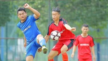 Giải đã xác định 4 đội mạnh nhất. Ảnh: Trần Việt FC