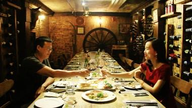 Sài Gòn - Thưởng thức rượu vang ở đâu?