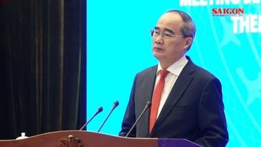 Lãnh đạo TPHCM gặp gỡ các doanh nghiệp FDI năm 2019