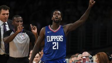 Patrick Beverly ngán ngẩm với thành tích của LA Clippers
