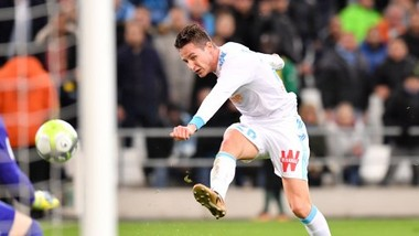 Florian Thauvin. Ảnh: Getty Images.