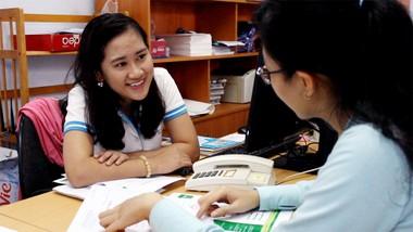 Việc làm cho sinh viên – Cần sự kết nối!